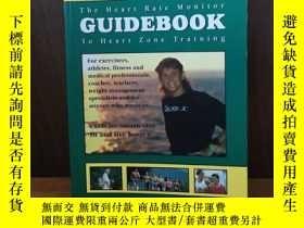 二手書博民逛書店Heart罕見Rate Monitor Guidebook to