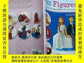 二手書博民逛書店Fun罕見Figures: Cute Character Cak