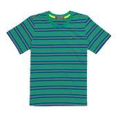 『小鱷魚童裝』跳色條紋T恤(08號~18號)531411