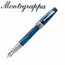 義大利Montegrappa萬特佳 Extra 1930 - 鋼筆(地中海藍) ISEXT_2B /支