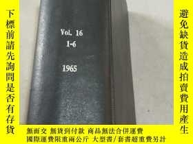 二手書博民逛書店BRITISH罕見JOURNAL OF APPLIED PHYS