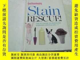 二手書博民逛書店Good罕見Housekeeping Stain Rescue!