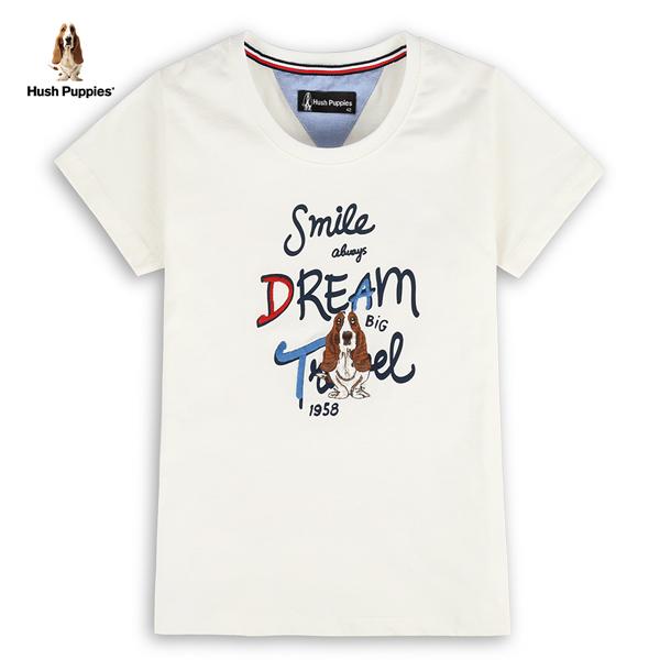 字母印花短袖T恤