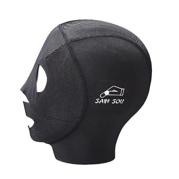 【南紡購物中心】【SAIN SOU】運動游泳專用防曬面罩-A181