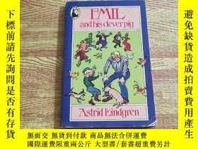 二手書博民逛書店Emil罕見and his Clever PigY15196