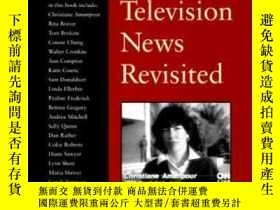 二手書博民逛書店Women罕見In Television News Revisi