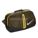 Nike 旅行袋 Run Speed Duffel Bag 34L 綠 黃 男女款 手提包 單肩背 大容量 【PUMP306】 NRI0232-7NS