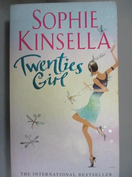 【書寶二手書T2/原文小說_BLD】Twenties Girl a Format_Sophi Kinsella