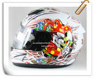 THH安全帽,TS41,小丑/白(新圖)