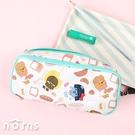日貨Kakao Friends多層夾筆袋 Bakery系列- Norns 日本Sun-star正版 Ryan 鉛筆盒 收納袋