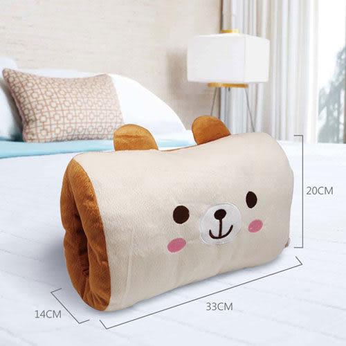 【英國熊】暖手抱枕 DL-0018
