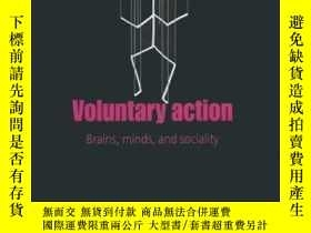 二手書博民逛書店Voluntary罕見Action: An Issue At T