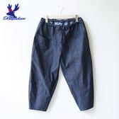 American Bluedeer-八分休閒褲