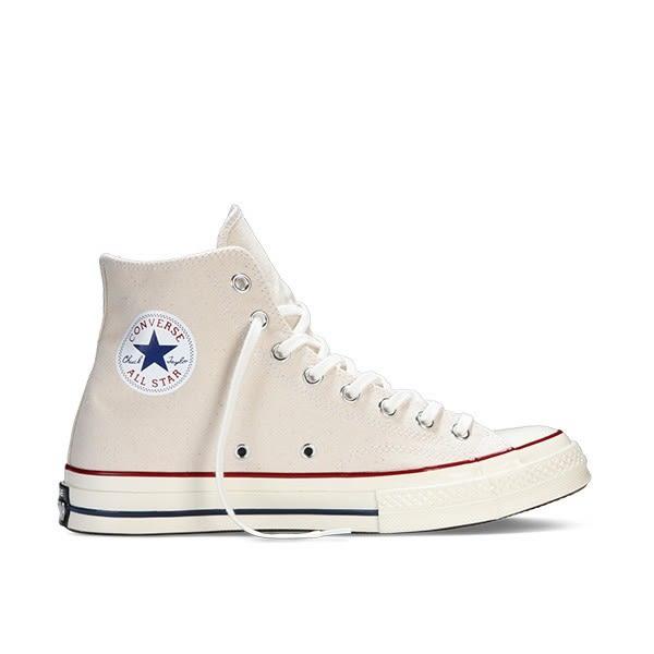 *Converse 帆布鞋 Chuck Taylor All Star 70 白藍紅 高筒 基本款 男鞋 女鞋  144755C