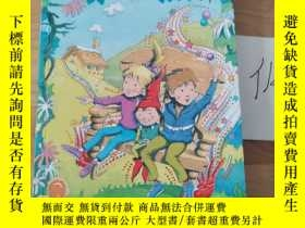 二手書博民逛書店THE罕見WISHING-CHAIR AGAINY246207