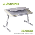 Avantree 多功能懶人桌 筆電摺疊桌 最大可放置17吋筆電 床上桌 NB桌 小茶几 筆電擋桿設計