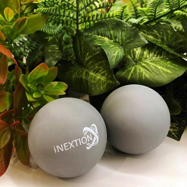 【南紡購物中心】【INEXTION】Therapy Balls 筋膜按摩療癒球(2入) - 天灰 台灣製