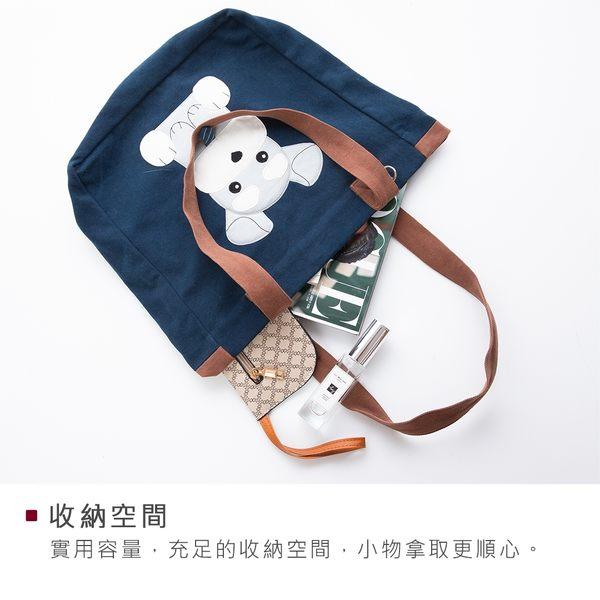 Kiro貓‧雪納瑞手提包/托特包/肩背包/購物袋/外出包【810006】