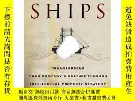 二手書博民逛書店Burning罕見the Ships: Transforming Your Company s Culture T
