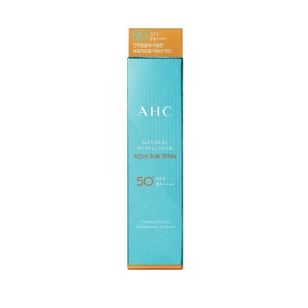 AHC 超涼感完美防曬噴霧 80ml SPF50+/PA++++