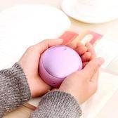 新款帶鏡子暖手寶水果土豪金USB充電暖寶寶學生便攜迷你女生最愛 CY潮流站