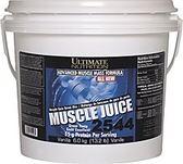 【UN經銷】馬力偉肌力果汁muscle juice 2544 香草6.0 kg