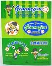 【震撼精品百貨】GIMMEFIVE Sanrio 足球/棒球小子~貼紙『深綠』