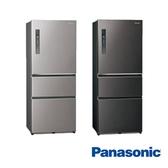 【Panasonic 國際牌】500公升 三門 電冰箱 NR-C501XV 贈SP-2015不鏽鋼雙面砧版+6吋陶瓷刀