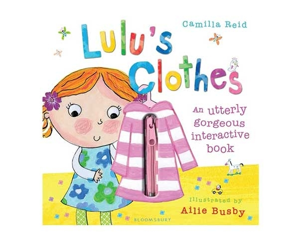 Lulu''s Clothes 可愛Lulu穿衣服趣味操作書
