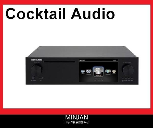 【台北視聽音響‧名展影音/台北館】(加贈2TB裸碟一顆) 超強新機種上市 Cocktail Audio X50系列
