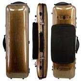 ★JYC Music★JV-4002金色刷線~4/4小提琴四角方盒(具備樂譜收納袋)