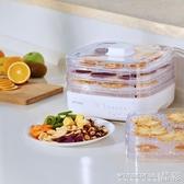 新品乾果機鎖味幹果機食物水果蔬菜烘幹機家用小型5層LX
