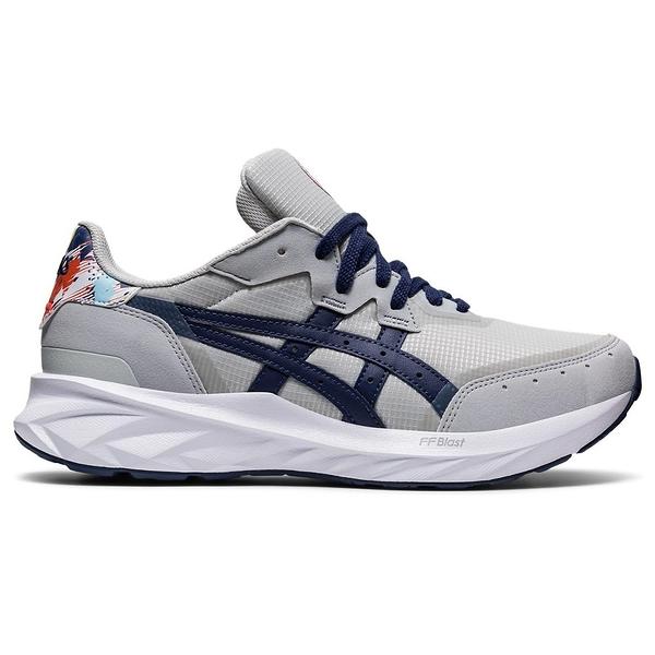 ASICS TARTHER BLAST 男女款 中性 灰藍色 運動 透氣 慢跑鞋 1201A403-960【KAORACER】