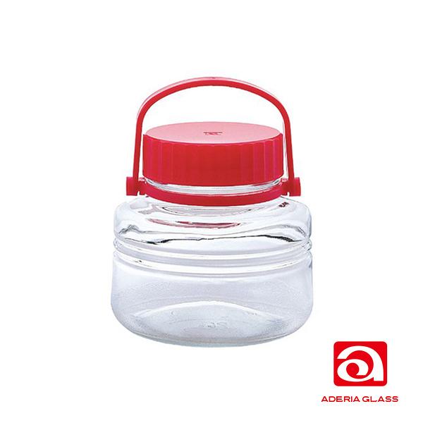 日本Aderia 梅酒玻璃罐 / 醃漬罐 (2L)