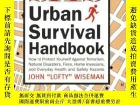 """二手書博民逛書店Sas罕見Urban Survival HandbookY364682 John """"lofty"""
