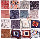 草魚妹-k1294新款絲巾餐飲空姐圍巾絲巾領巾,售價150元