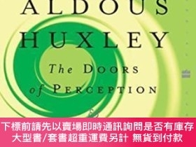 二手書博民逛書店The罕見Doors Of Perception And Heaven And Hell (perennial C
