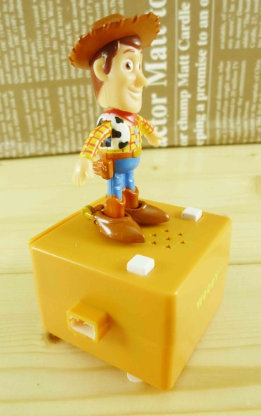 【震撼精品百貨】Metacolle 玩具總動員-踢踏舞-胡迪圖案