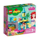 10922【LEGO 樂高積木】得寶 Duplo 系列 - 愛麗兒的海底城堡 Ariels Undersea Castle (35pcs)