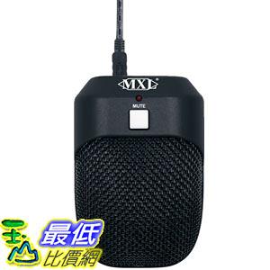 [104美國直購] MXL Mics AC-424 USB Boundary Microphone (MXL AC-424) 話筒 麥克風