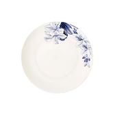 HOLA 藍槿平盤16cm