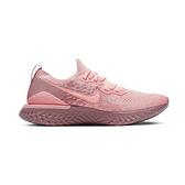 Nike Epic React Flyknit 2  女鞋 櫻粉紅 襪套式 避震 編織 慢跑鞋 BQ8927-600