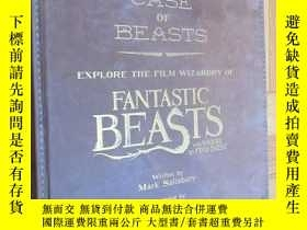 全新書博民逛書店TheCase of Beasts:Explore the Film Wizardry of Fantastic