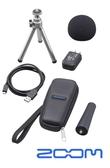 平廣 配件 ZOOM APH-1N 錄音筆 配件包 適 H1、H1N 用 防風罩、變壓器、USB線、腳架、保護盒、手持棒