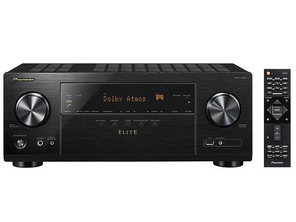 【家庭劇院音響推薦】日本Pioneer VSX-LX103 7.2聲道影音環繞AV擴大機 支援天空聲道