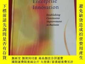 二手書博民逛書店Dynamic罕見Enterprise Innovation 書內有字跡Y25376 詳見圖 詳見圖