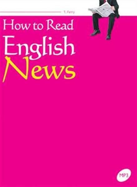(二手書)How to Read English News(20K+1CD)