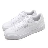 Puma 休閒鞋 Caracal 白 銀 男鞋 女鞋 小白鞋 基本款 運動鞋 【ACS】 36986302