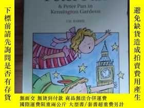 二手書博民逛書店Peter罕見Pan:& Peter Pan in Kensin