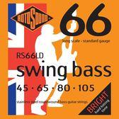 小叮噹的店 英國ROTOSOUND RS66LD (45-105) 電貝斯弦 不銹鋼 旋弦公司貨